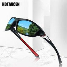 HDTANCEN New Brand Design Polarized Sunglasses Men Cool Vintage Male Sun Glasses Shades Eyewear Gafas De Sol