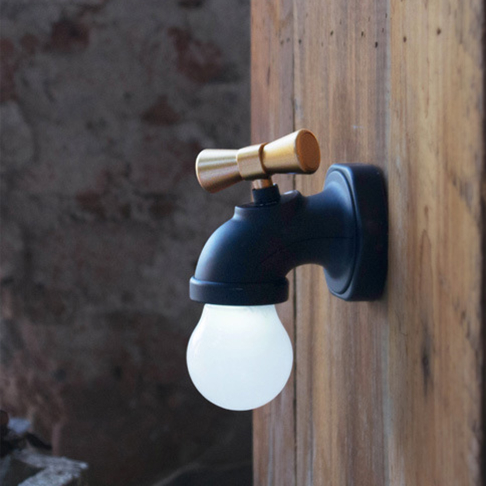Intelligent Voice Control Rechargeable LED Antique Faucet Tap ...