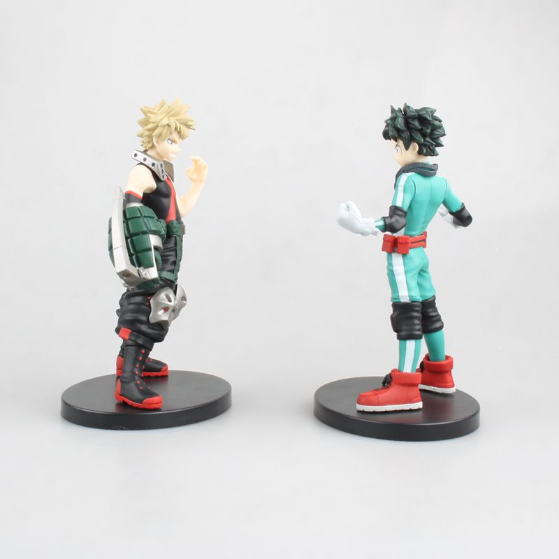 bakugou katsuki and Midoriya Izuku Action figure