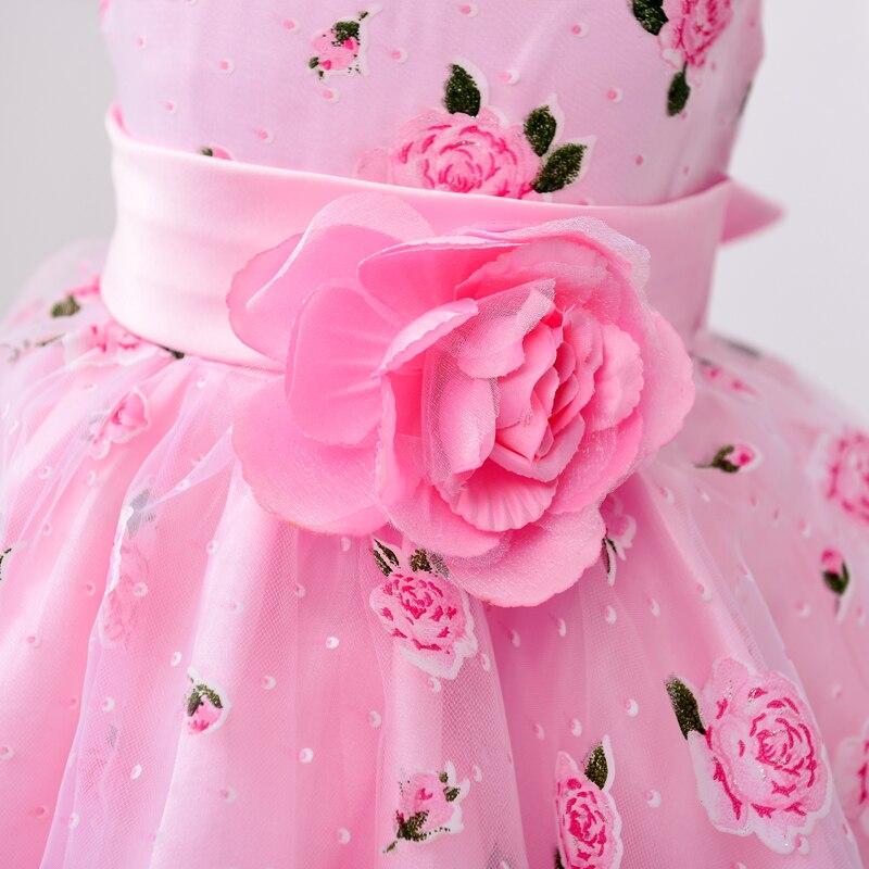 Comprar ahora Vestido al por menor de la flor en los marcos para la ...
