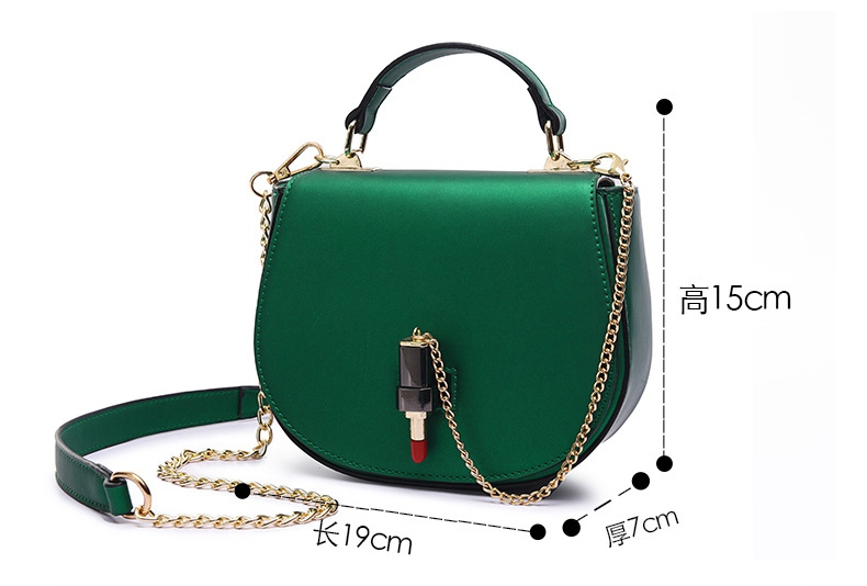 TMYOY Hot sales lipstick summer bag chain Messenger Shoulder Bags brand Women's Crossbody Bag small PU women leather bags WB093