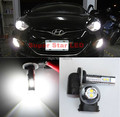 2x50 W H27W/2 881 886 894 898 899 LED Bombilla de La Lámpara DRL Luz de niebla Para Hyundai Accent Tucson Sonata Santa