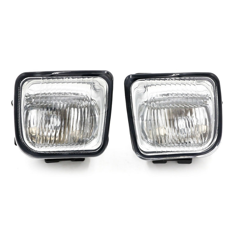1Pcs Left side Driver Clear Lens Bumper Fog Light Lamp For Honda Civic 2012-2013