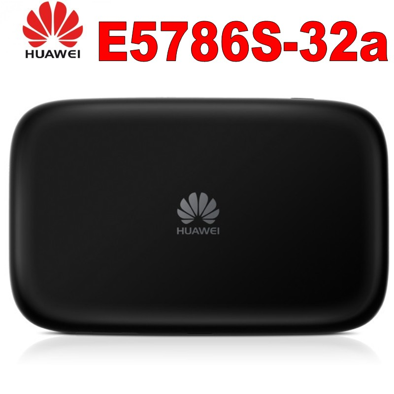 Huawei LTE CA მობილური Wifi E5786s-32a - ქსელის აპარატურა - ფოტო 3