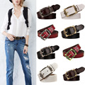 Genuine Leather Women Belts Fashion Belts Cintos Cinturon Vintage Exquisite Design Cowskin Free Shipping