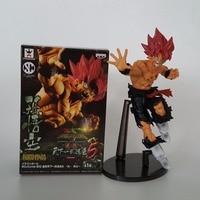 25cm Anime Dragon Ball Super Action Figure Black Goku Zamasu PVC Dragon Ball Z Super Saiyan