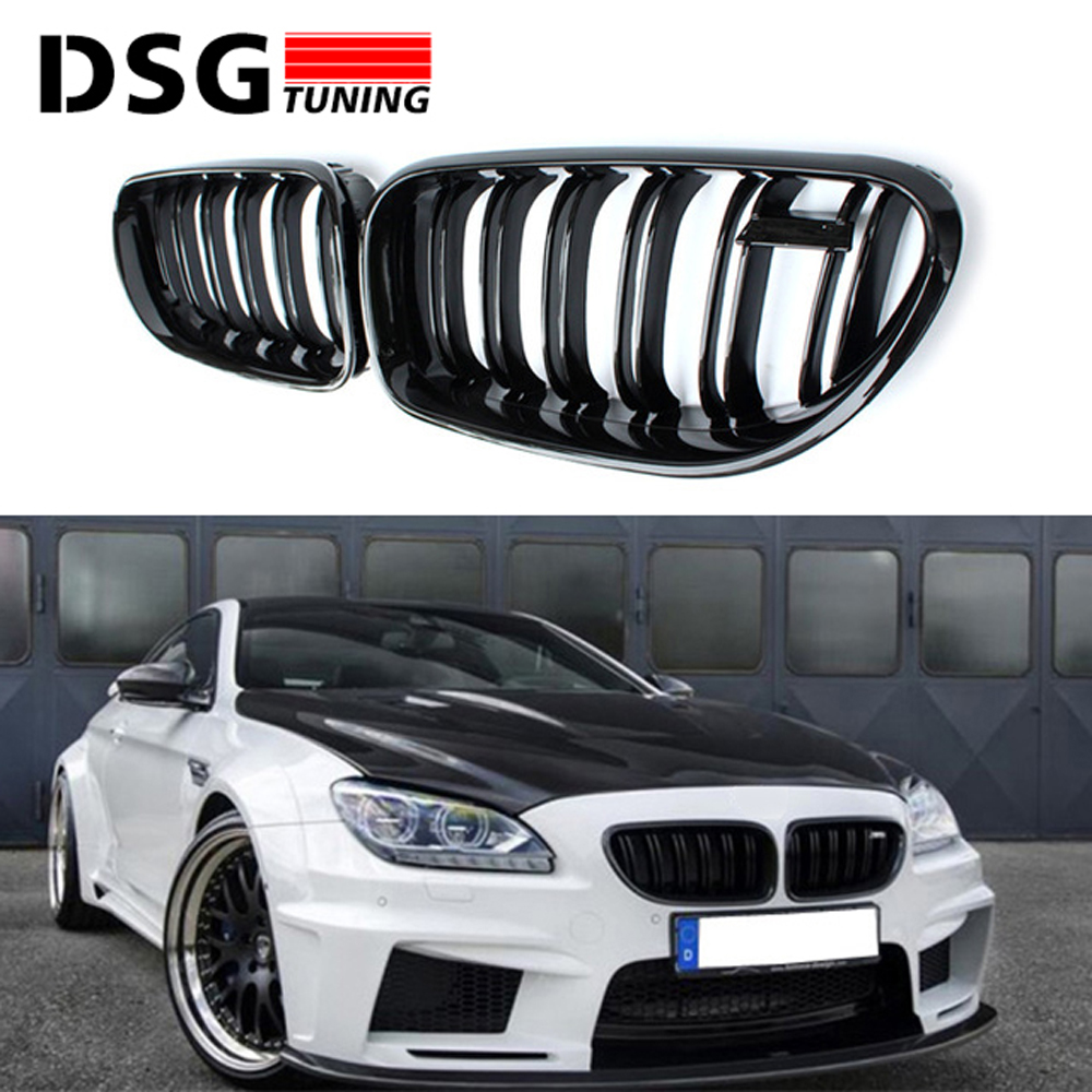 f06 f12 f13 M6 bumper grille for bmw 6 series F06 2 door coupe F12 cabriolet F13