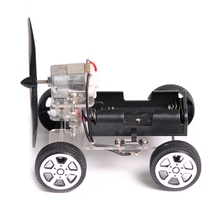 130 щеточный мотор, мини ветряная мощность, сделай сам, автомобильный набор, обучающий, для детей, игрушечный, автомобильный, моторный набор