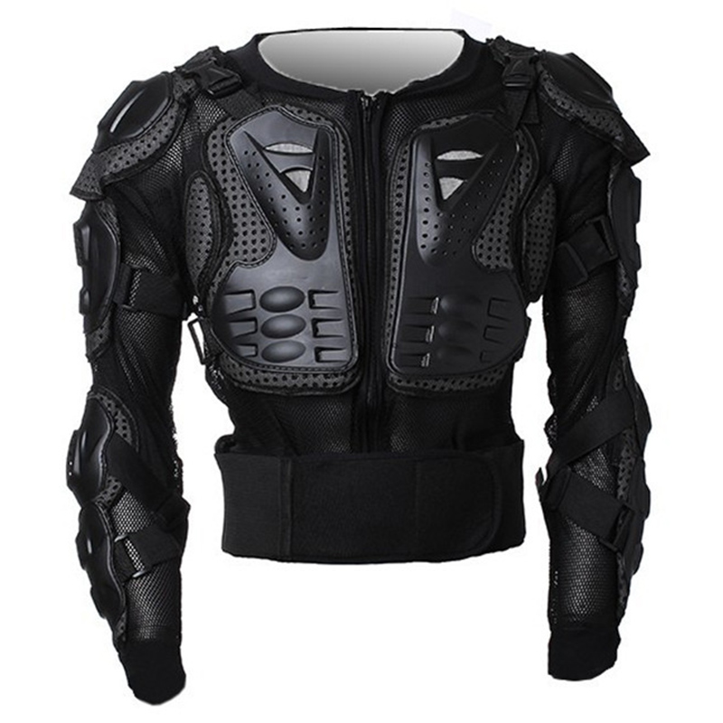 Motorcycle Jackets Professional Protector Jaquetas De Moto Motorcross Racing Full Body Armor Spine Chest Protective Jacket Gear