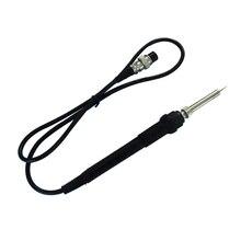 مقبض لحام كهربائي أصلي عالي الجودة لمحطة لحام SMD ساكي 852D +/898D أداة إصلاح اللحام