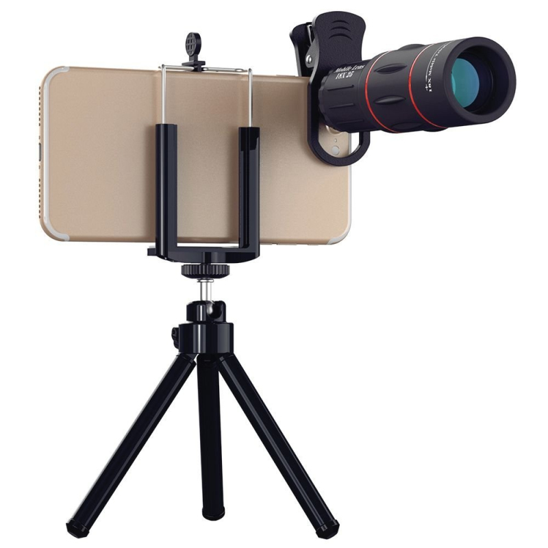 APEXEL 18X25 Telescope Optical Zoom Mobile Phone Lens for iPhone Samsung XIAOMI