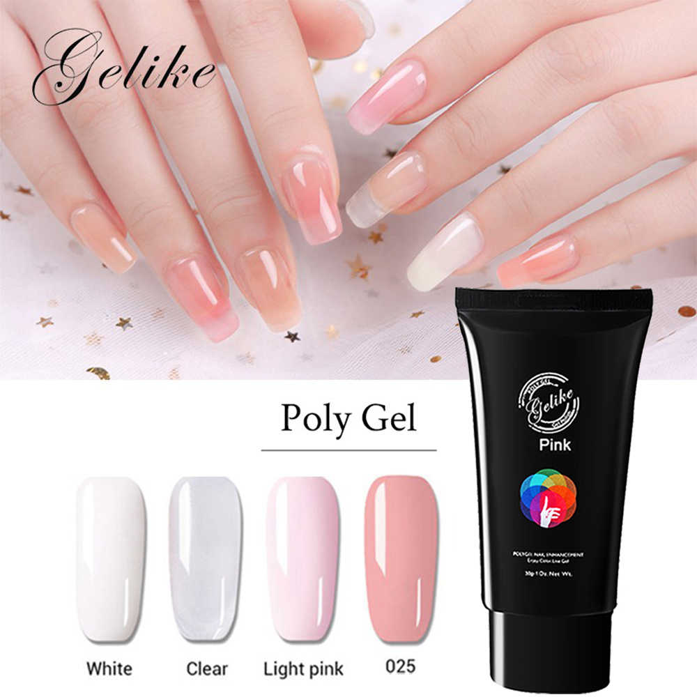 Detail Feedback Questions about 30G Poly Gel Acrylic Nail ...