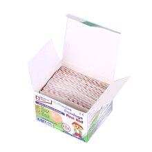 100 шт. ультра-тонкие водонепроницаемые повязки для первой медицинской помощи дышащая повязка клейкая повязка на рану