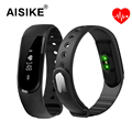 ID101 Bluetooth Smart Bracelet OLED Smart Band Heart Rate Monitor Fitness Tracker Music Control Smart Wristband ID107 Upgraded