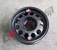 Car Styling Jimny JB43 Off Road Accessories 16X6.5JJ Alloy Wheels Rims