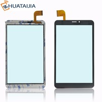 New Touch Screen For 8 Irbis TZ877 TZ 877 TZ877t Tablet Touch Panel Digitizer Glass Free