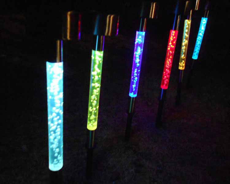 Color Changing Solar Garden Lights pyihomecom