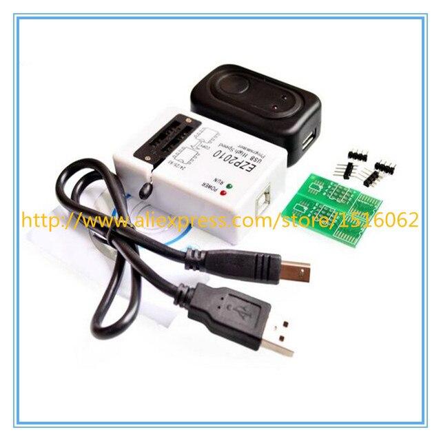 EZP2010 de Alta Velocidad del USB SPI Programador de Apoyo 24 25 93 EEPROM Chip de BIOS Flash de 25