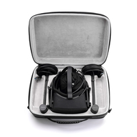 New VR Waterproof Storage Case,Carrying Case and Travel Bag Cover for Oculus Rift + Touch Virtual Reality System and Accessories