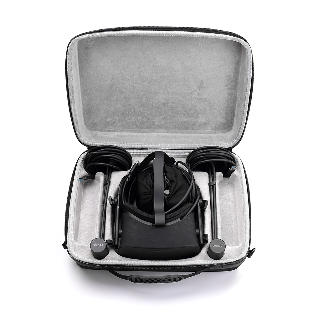 все цены на New VR Waterproof Storage Case,Carrying Case and Travel Bag Cover for Oculus Rift + Touch Virtual Reality System and Accessories