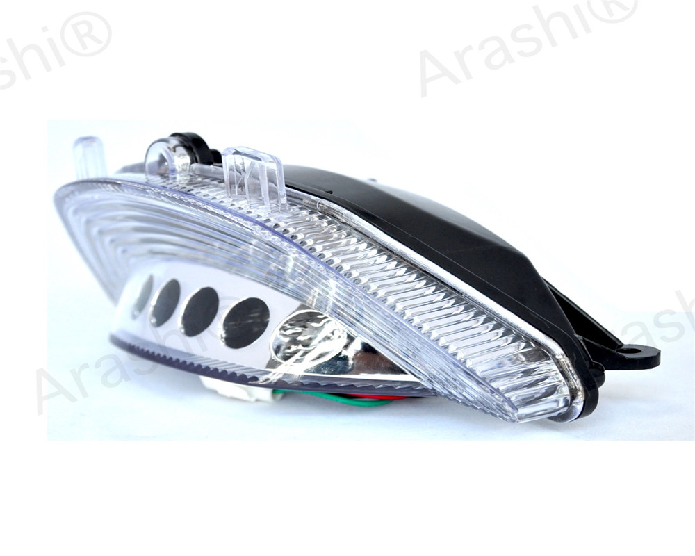 Motorcycle Rear Tail Light FOR YAMAHA V MAX VMAX 2009 2010 2011 2012 2013 Turn Signals Brake Light LED LAMP for toyota venza 2009 2013 car dedicated door handle lamp led turn signals light warning decorative lamp replace doors 4piece