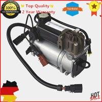 AP02 Air Suspension Compressor Pump For Audi A8 D3 6/8 Cylinder 4E0616007B 4154031160 4E0616005D 4E0616005F 4E0616005H V6 & V8