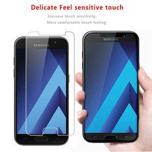 Image 4 - 2.5D vetro temperato per Samsung Galaxy J1 J120F 2016 SM J120F pellicola protettiva cellulare per Samsung J 120F 2016 J120F J120