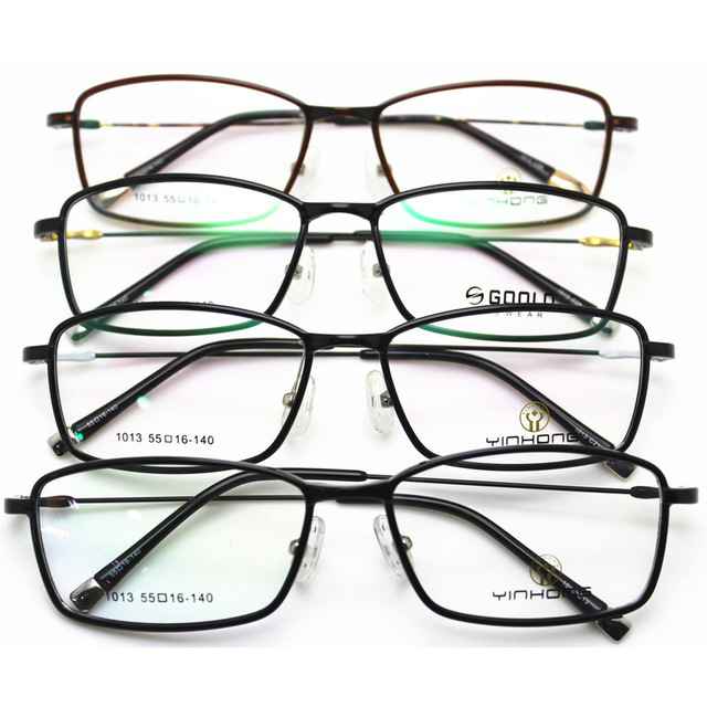 0baa343f22c Exceed Light Tungsten Titanium Plastic Steel Spectacle Frame Ma am Archives  Will Frame Myopia Frame