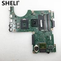 SHELI For Dell N4020 Motherboard 48.4EK06.011 CN 086G4M 086G4M 86G4M