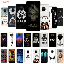 Lavaza The Hundred 100 Hard Phone Case for Samsung Galaxy A10 A30 A40 A50 A70 M10 M20 M30 Cover