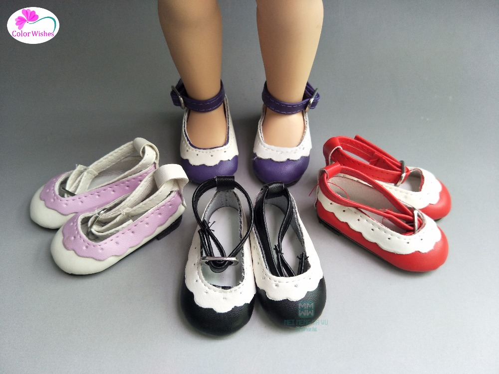 Aliexpress.com : Buy Mini toy doll Shoes 6.5cm leather