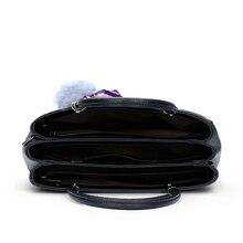 SUNNY SHOP 2017 vintage leather bags handbags women famous brands shoulder bag ladies hand bags solid women messenger bags sac