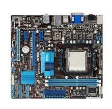 Used,For Asus M4A88T-M LE Original Used Desktop Motherboard 880G Socket AM3 DDR3 SATA II USB2.0