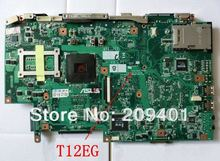 Cheap!For ASUS T12EG REV:2.0 Laptop motherboard mainboard Good condition fast shipping