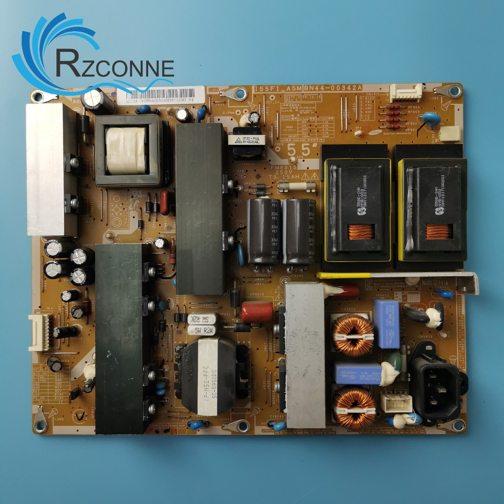 Power Board Card Supply For Samsung 55'' TV BN44-00342A I55F1_ASM LA55C650L1F LA55C630K1F