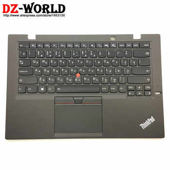 New/Orig for Thinkpad X1 Carbon 3rd 20BS 20BT Russian Backlit Keyboard Teclado with Palmrest Touchpad 00HT323 00HN968 SM20G18628 - DISCOUNT ITEM  0% OFF All Category