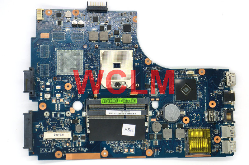 free shipping K55N mainboard For ASUS K55N K55DE K55DR Laptop motherboard MAIN BOARD 60-NAMMB1000-C01 100% Tested Working Well free shipping brand original k55vm laptop motherboard main board 69n0m2m11c06 100% tested working well