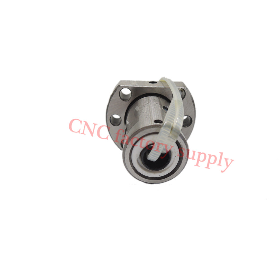 Free shipping SFU1204 ballscrew nut 12 mm ball screw OD 22mm RM1204 single nut for 1204 nut housing bracket CNC Carving machine