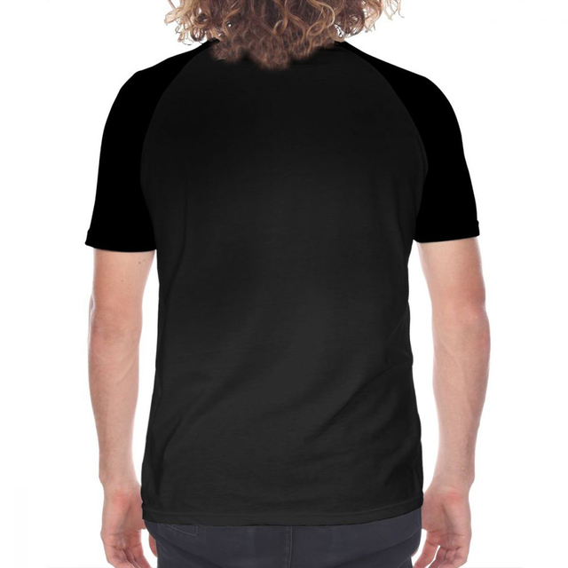 Polyester Funny Casual T-Shirt