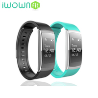 IWOWNFIT I6 PRO Smart Wristband Heart Rate Monitor IP67 Waterproof Smart Bracelet Fitness Tracker Support Andriod