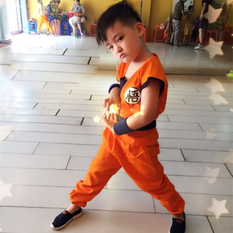 Goku Halloween Costume
