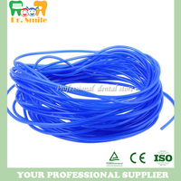 10M Dental Polyurethane PU chair water vapor Air Hose Pipe Tube Blue 8mm x 5mm
