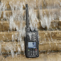 Dmr walkie talkie digital/analógico retevis rt8 ip67 à prova d' água 5 w uhf 400-480 mhz 1000ch lcd amador 2 maneira de rádio transceptor a9115a