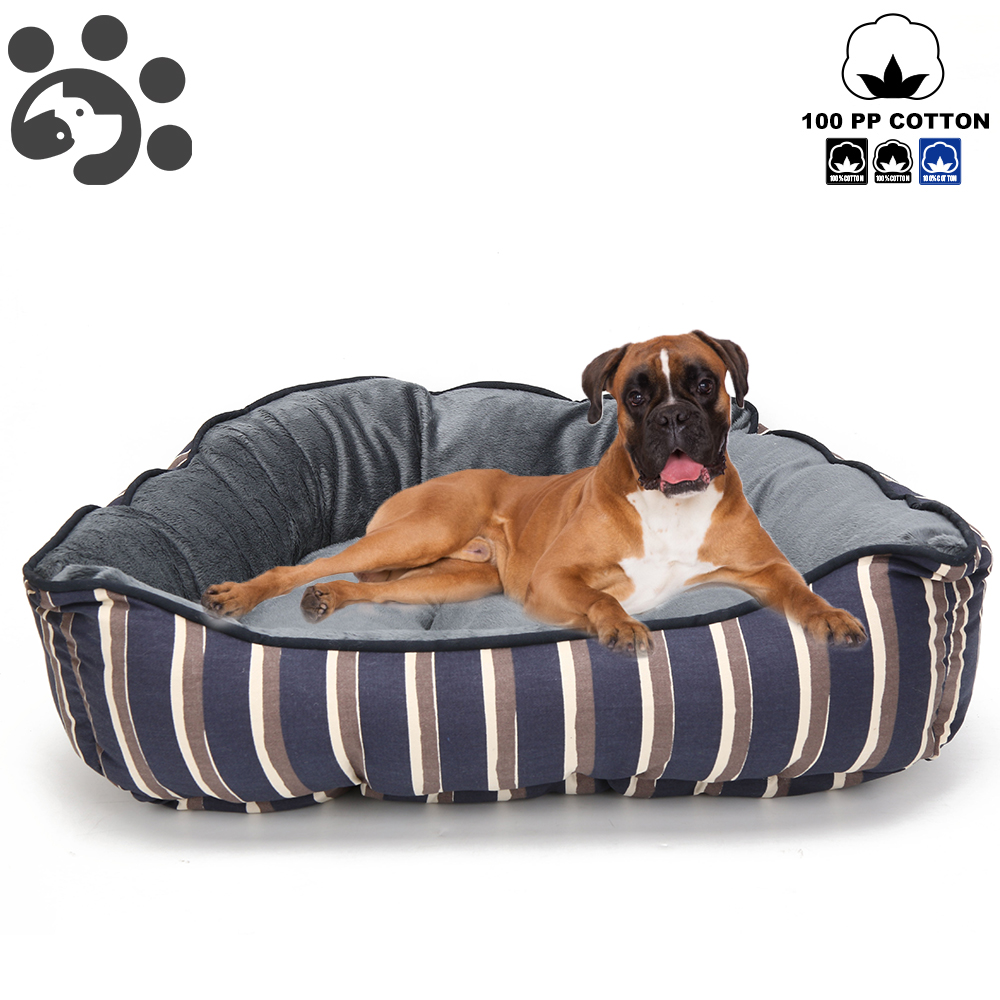 Small Large Big Dog Bed For Large Medium Small Soft Calming Pet Beds For Dogs Cats Bed For Dogs Pet Bed Sofa Washable