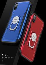 NKR1-New для iphone xs кольцо держатель для мобильного телефона оболочки Apple 7/8 плюс два в одном держатель с магнитным креплением