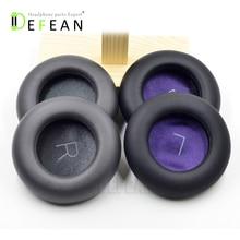 Defean Original Kissen Ohr Pads abdeckung Für Drahtlose Plantronics Backbeat Pro Noise Cancelling Kopfhörer Bluetooth Mic