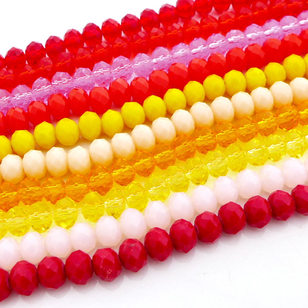 2/3/4/6/8/10/12/14mm 5040 crystal rondelle glass beads wholesale lemon yellow pink red purple color full size free shipping -5 waterproof moisturized 4 color comestic lipstick deep pink red multi color 5 2g