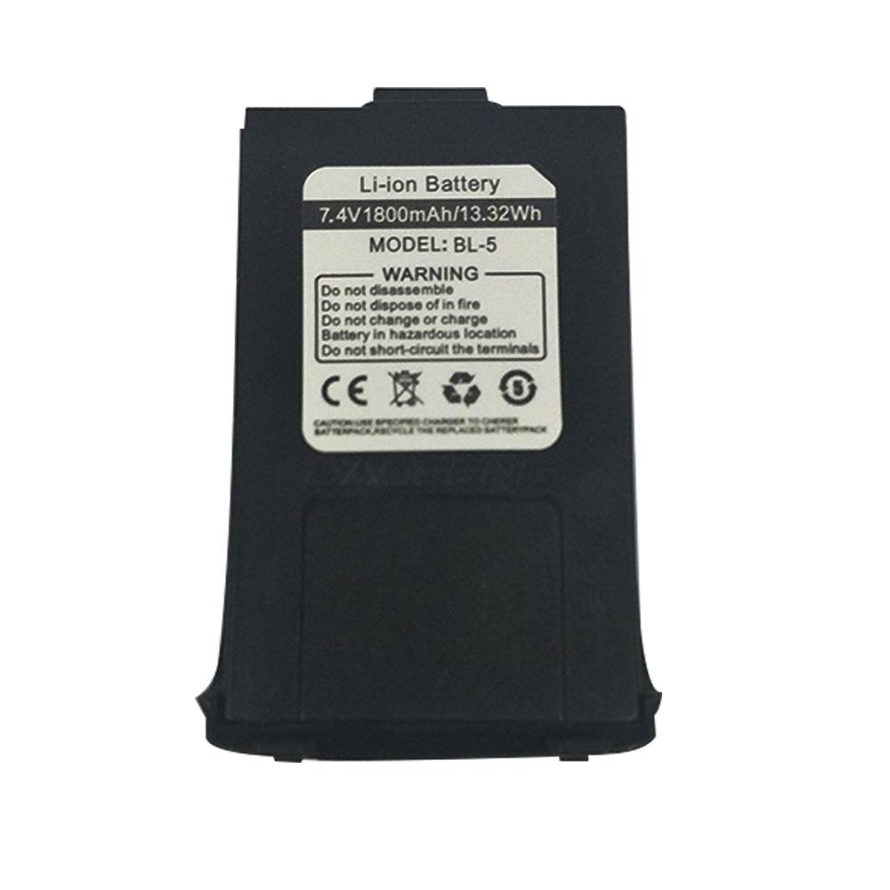 Original 1800mAh 7.4V Li-ion Battery for Baofeng GT-3/GT-3TP MarkII and MarkIII Walkie Talkie Ham Two way RadioOriginal 1800mAh 7.4V Li-ion Battery for Baofeng GT-3/GT-3TP MarkII and MarkIII Walkie Talkie Ham Two way Radio