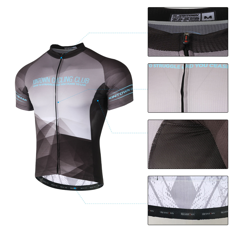Summer Men Women MTB Bike Cycling Clothing Breathable Mountian Bicycle Clothes Ropa Ciclismo Quick-Dry Cycling Jersey Sets