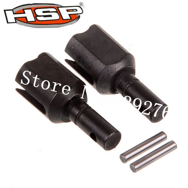 1 Set 81017 Centre Diff. Gear Joint Cups+Pin HSP 1/8 RC Car Spare Parts 94081 94086 Baja RAPIDO BAZOOKA